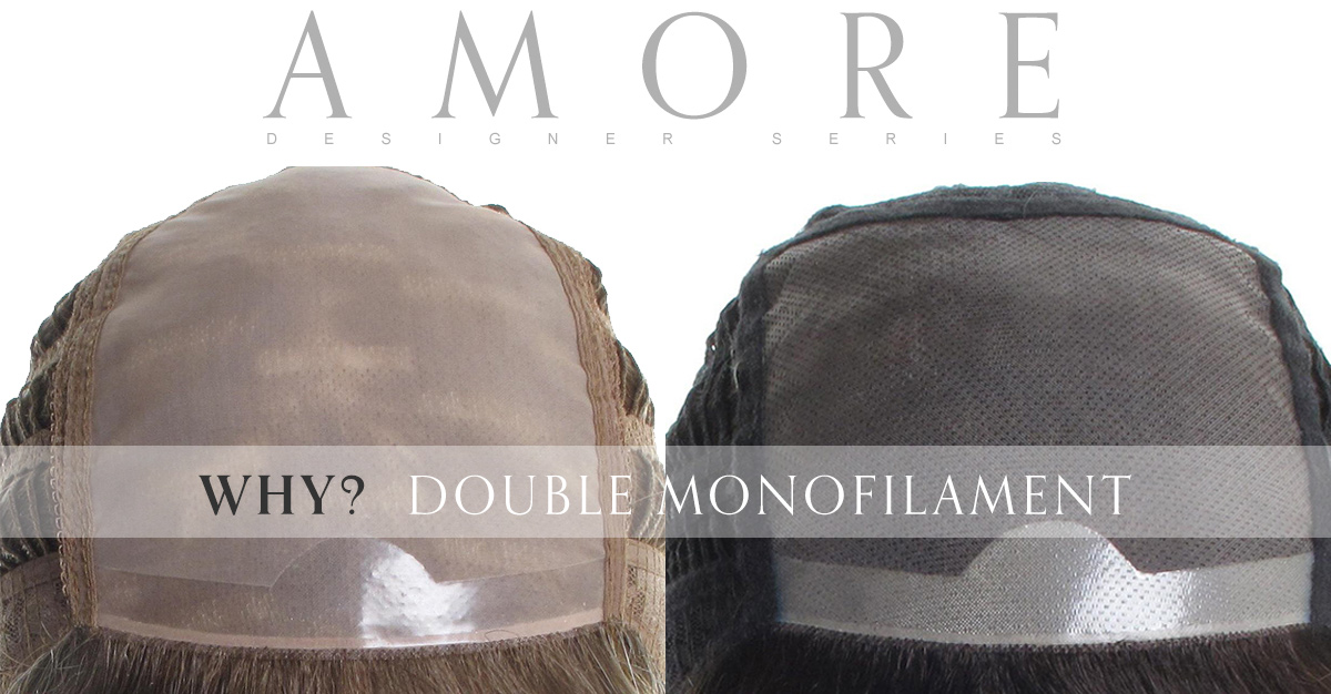 amore double monofilament