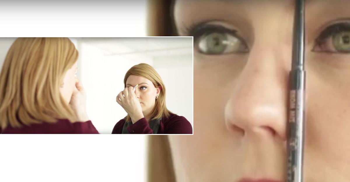 human hair brows