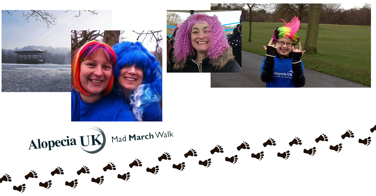 Alopecia Uk Walk