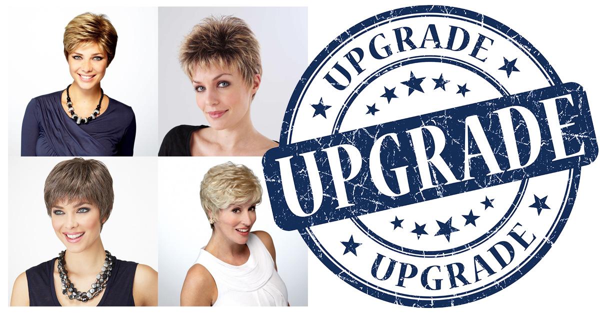 wig upgrade