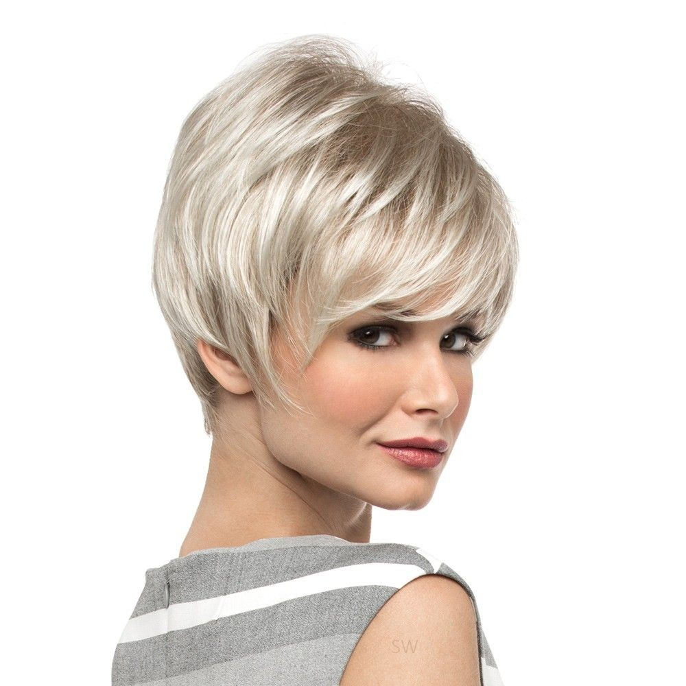 Cherry wig Natural Collection shown In colour Dark Blonde