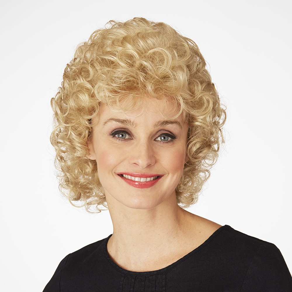 Gemini wig - Natural Image (shown in colour Bordeaux)