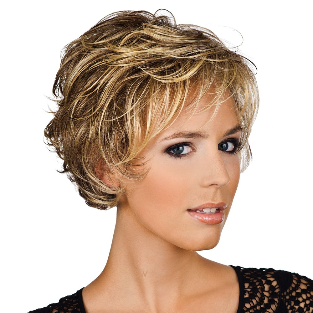 Extra Monofilament Lace Wig Gisela Mayer Wigs