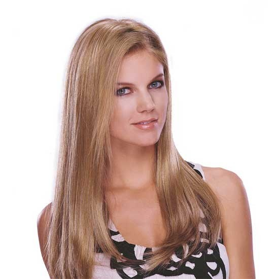 Magnificence Hairpiece - Revlon (shown in colour Butterscotch)