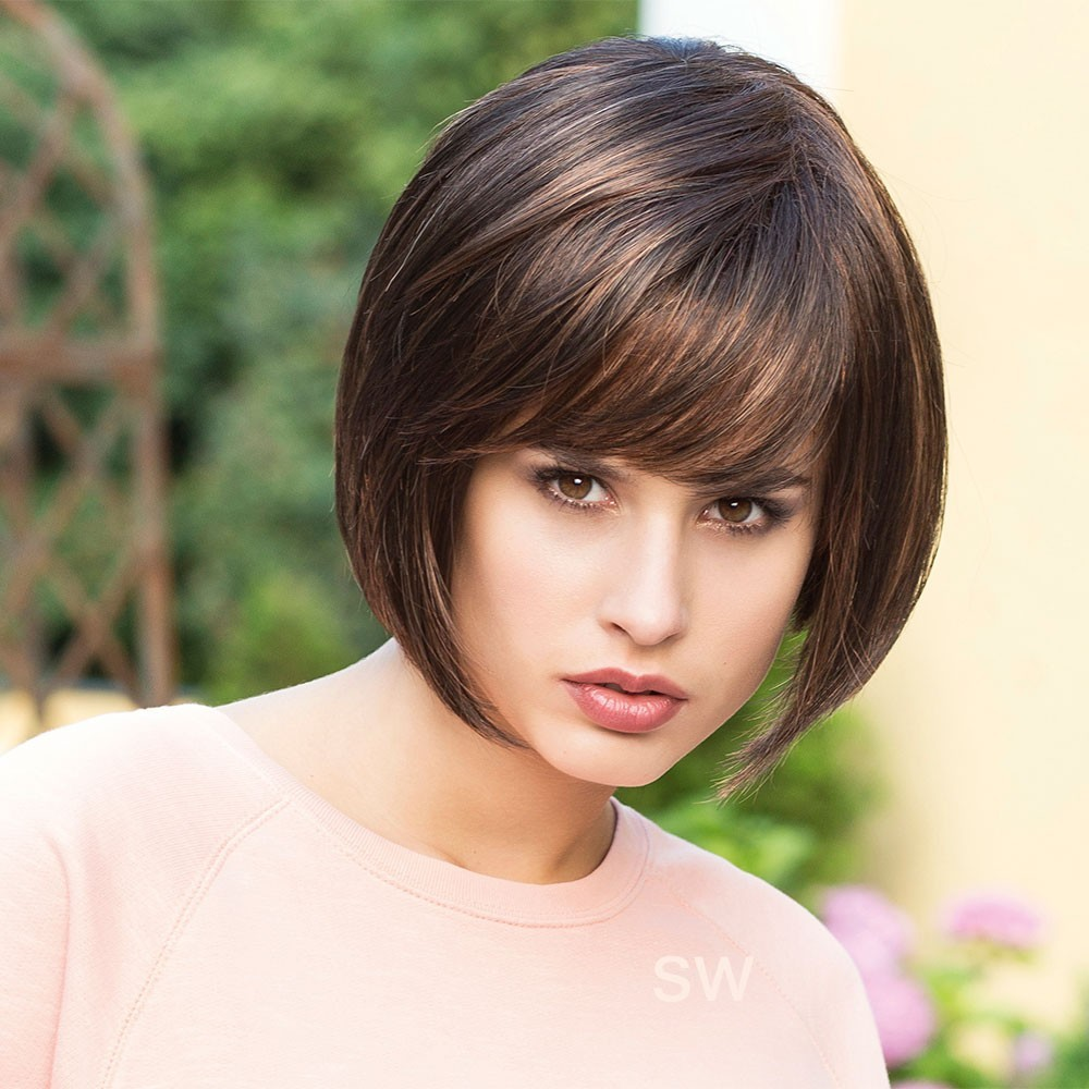 Cut wig Gisela Mayer (Shown in Colour Chocolate Hazelnut)