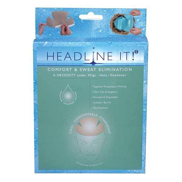 Headline It - NO SWEAT wig liner