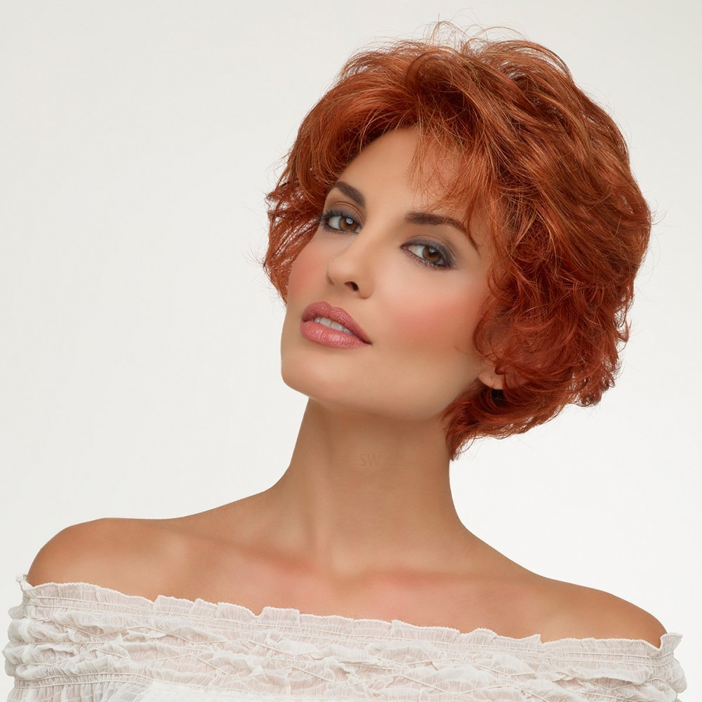 Buttercup wig - Natural Collection (shown in colour Lighter Red)