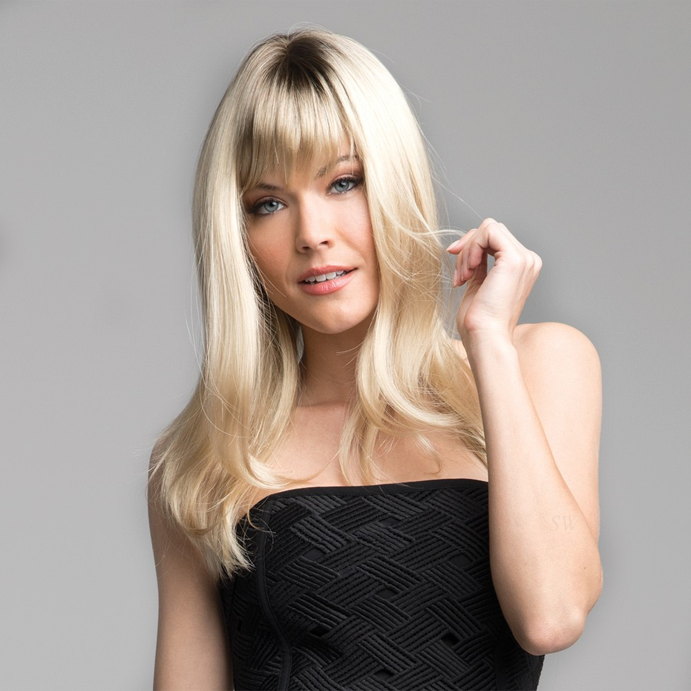Revlon Lacey wig formerly Lisette shown In Creme Brulee