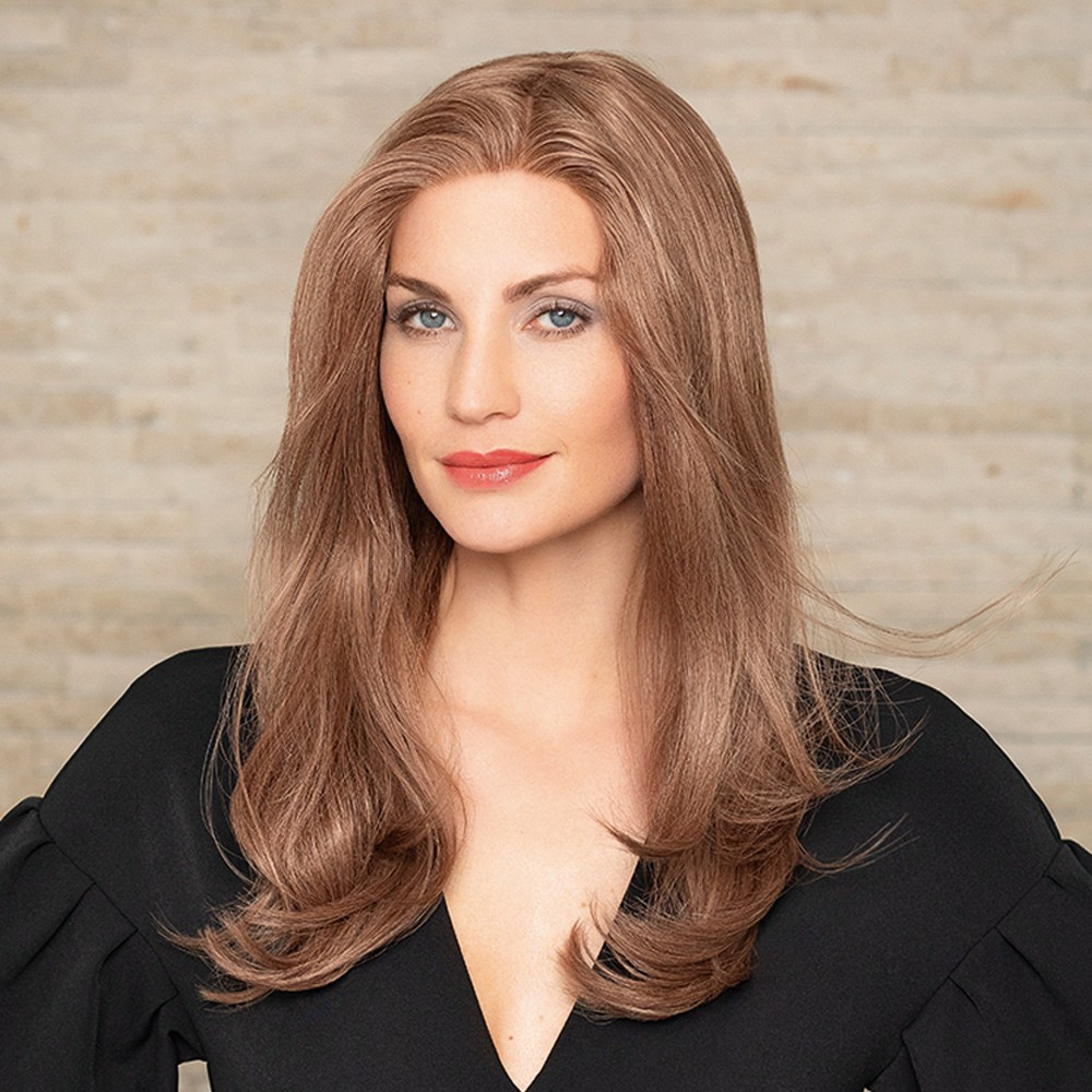Luxury Lace B Wig Gisela Mayer (shown in colour Light Chocolate)