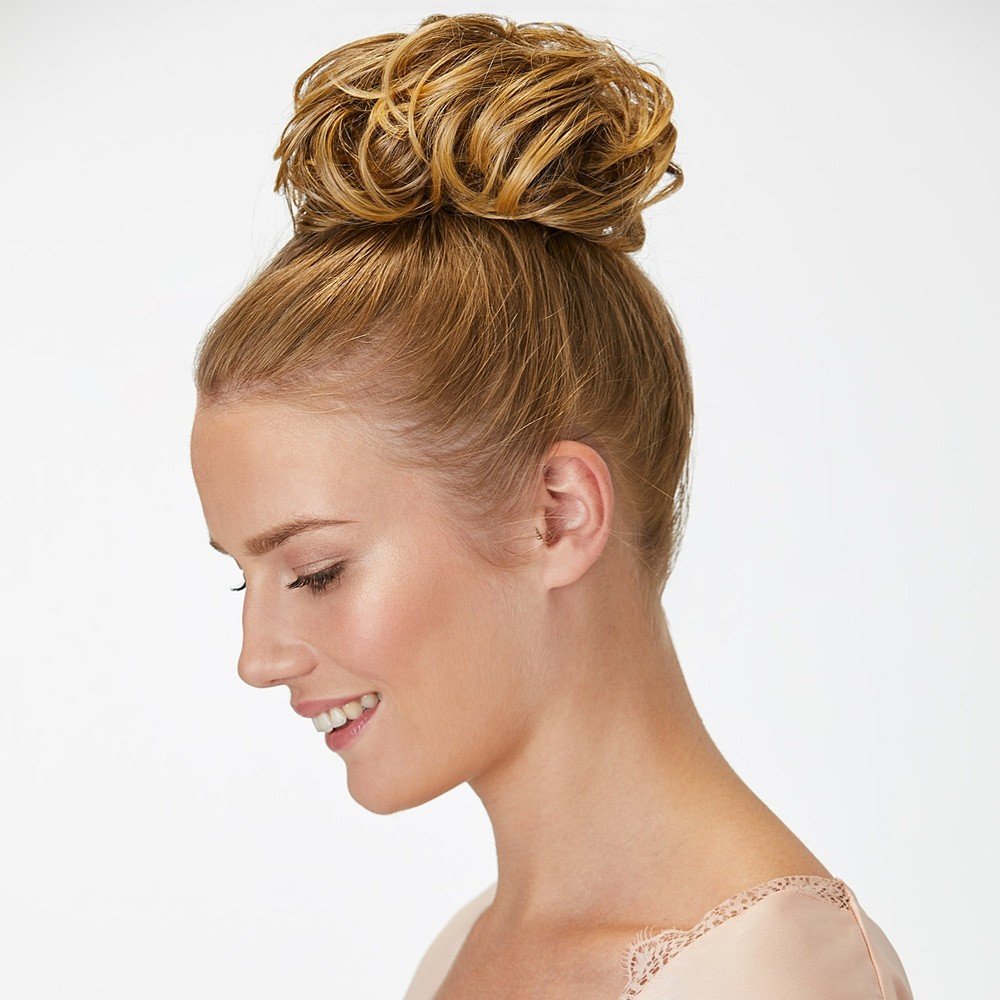 Messy Top Knot Hairpiece Hot Hair Collection
