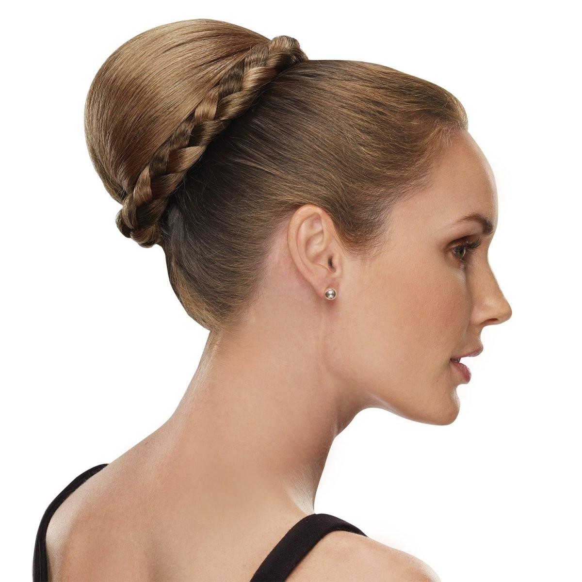 Braid Puff Bun Revlon Revlon Synthetic Fibre Bun