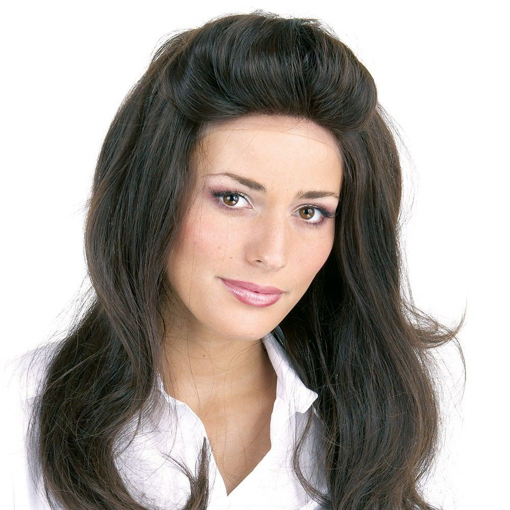 Hollywood Lace Human Hair wig Gisela Mayer
