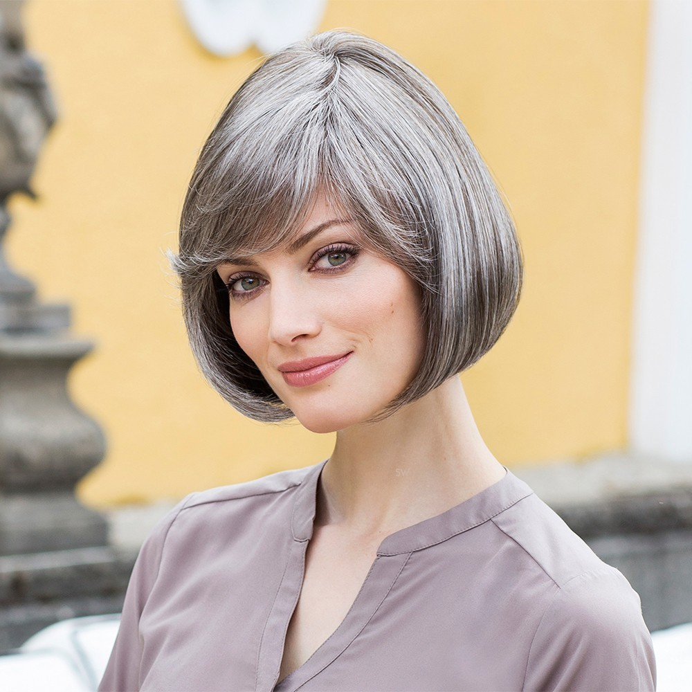 Joy Mono Lace Deluxe wig Gisela Mayer (shown in colour Smoke Fusion)