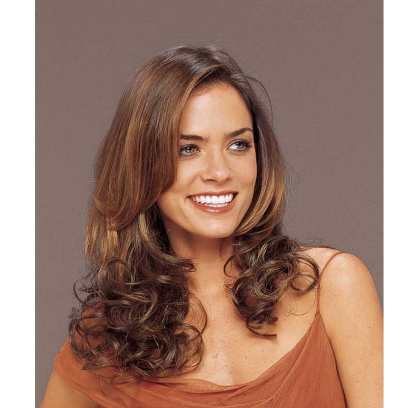 Tressallure 16 inch Human Hair Extensions - Hair Extensions