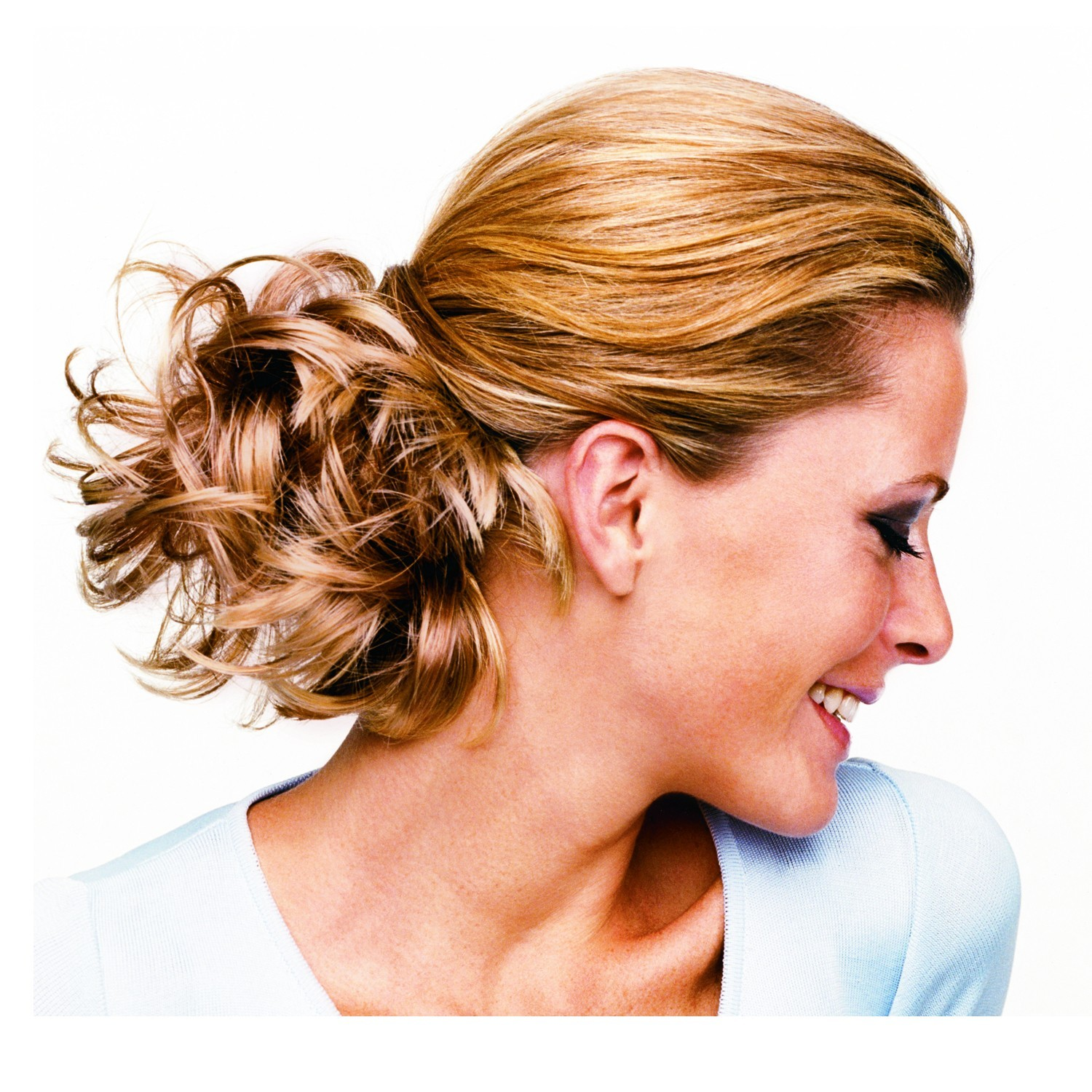 Pouf Scrunchie Hairpiece Hot Hair Hairpieces